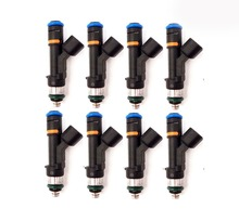 Complete Set Of Remanufactured OEM Fuel Injectors Fits Ford F150 5.4L V8 2 Year Warranty & Free Shipping(China)