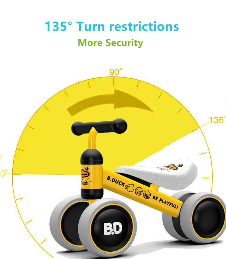 HTB1zRc3aQT85uJjSZFgq6AZvVXaM New brand children's bicycle balance scooter walker infant 1-3years Tricycle for driving bike gift for newborn Baby buggy