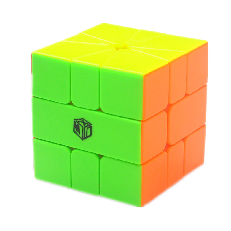 Qiyi X-MAN Volt SQ-1 Stickerless Square One SQ1 Mofangge Cubo Magico Puzzle Educational Toys Gifts Drop Shipping