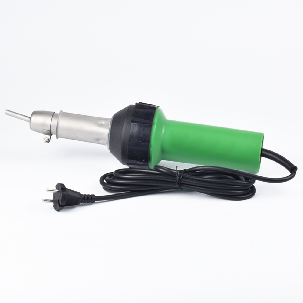 1600W Plastic Welder Hot Air Welding Shielding Tool For PVC Soldering ALI88