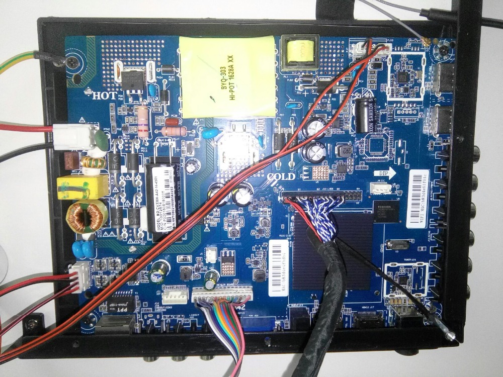 Brand new genuine CV338H-A42 Android network board can replace TP.MS628.PB803 / TP.MS628.PB813