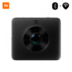 Global Version Xiaomi Mijia 360 Panorama Camera 23.88MP Mi Sphere Camera Action Camera Ambarella A12 3.5K Video Recording WiFi