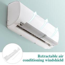 2019 ПАДЕНИЕ Shpping пластик Windguard заслонки прочный расширяемый спальня кондиционер лобовое стекло для отеля