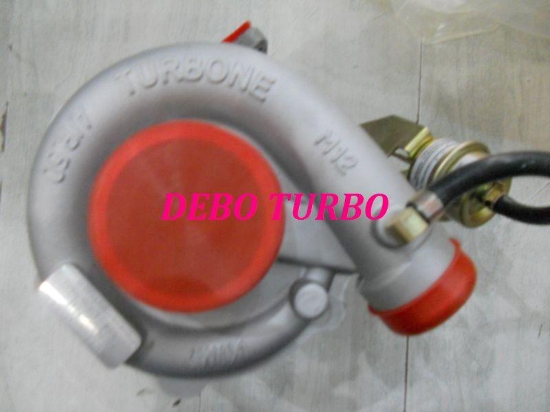 NOVO T04E / 479046-5001J 8943906510 turbo turbopolnilnik za tovornjak - Avtodeli