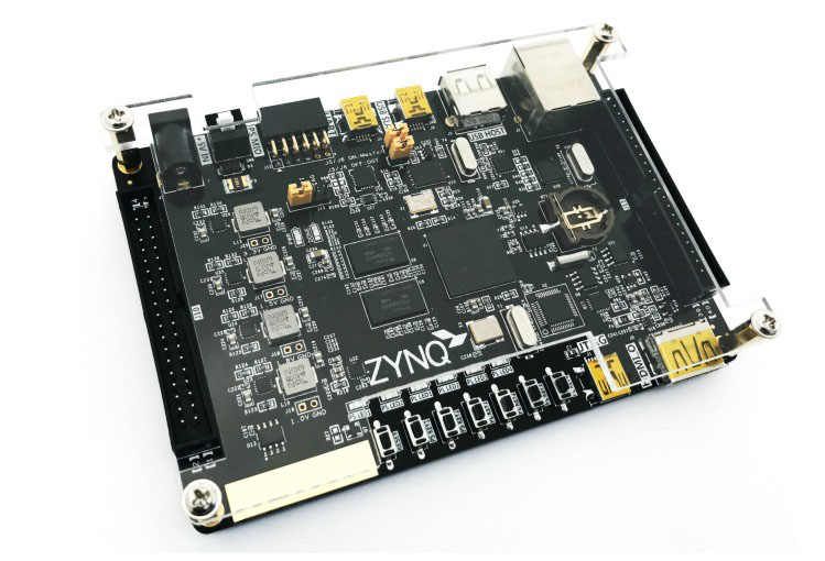 Xilinx FPGA ZYNQ7020 Papan Pengembangan ARM Cortex A9 ZYNQ7000 XC7Z020-2CLG 8 Gbit DDR3 HDMI Ethernet + Xilinx Platform Kabel USB