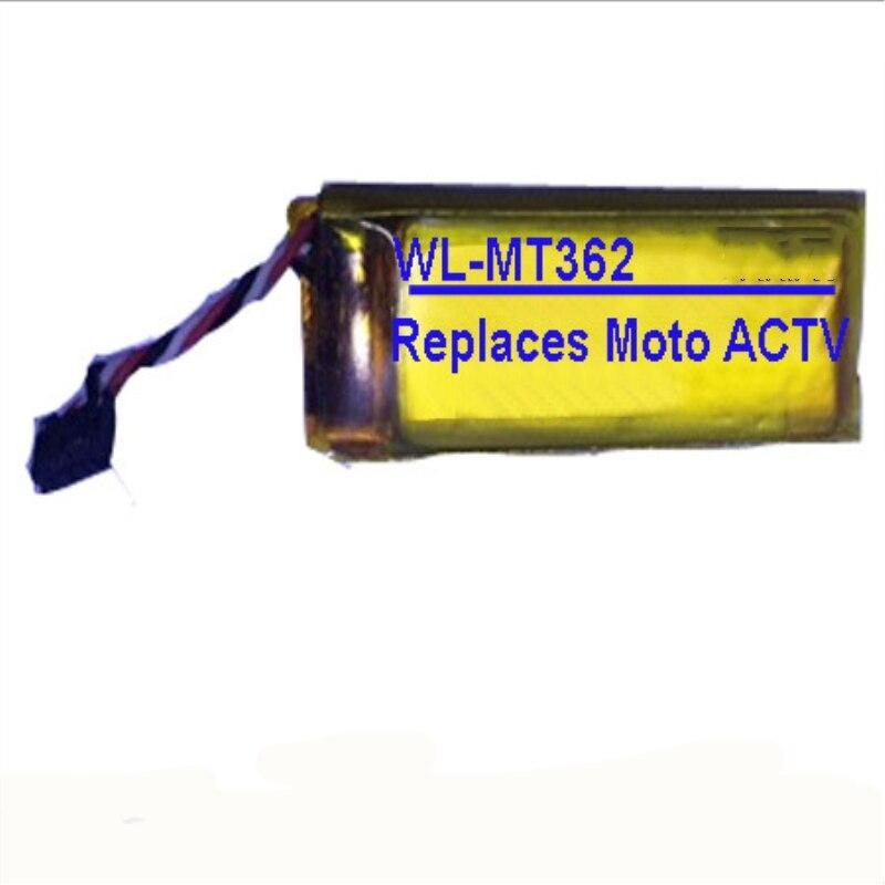 Bateria para Bateria Lote Ttvxo 230 Mah Motorola Moto Actv Smartver 5 Pçs – Snn5904a