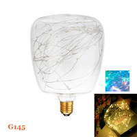 Led bulb G145 Butterfly led lamp E27 3W Decorative Lamparas For home living Room Lighting Christmas Decor Holiday Light Bulbs