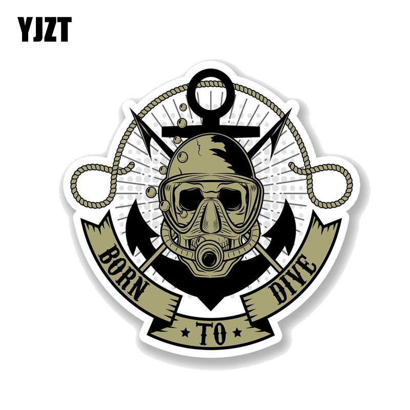 Sticker Decal SCUBA Clearance Diver Special Forces SEALs Frogman US Navy
