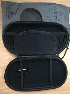 Image 3 - Jogo duro EVA Bolsa travel bag Para PS VITA PSV 1000 PSvita1000 2000 Slim console saco Duro caso protetor shell