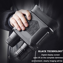 ZIYOUHU 7x31 Handheld Digital Night Vision Device for Hunting Infrared Camera 400m/1300ft Viewing In the Darkness & Recording