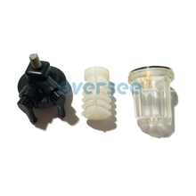 OVERSEE Fuel Filter Line Assy 346-02230-1 fit Tohatsu Outboard 15HP 18HP 25HP M 9.9HP 2T