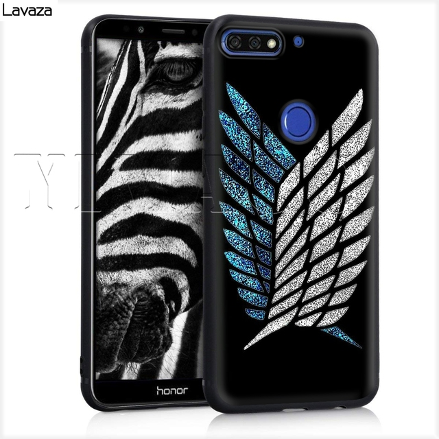 Attack on Titan Case Cover for Huawei Mate Models