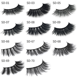 3D Mink Lashes Luxury Hand Mad