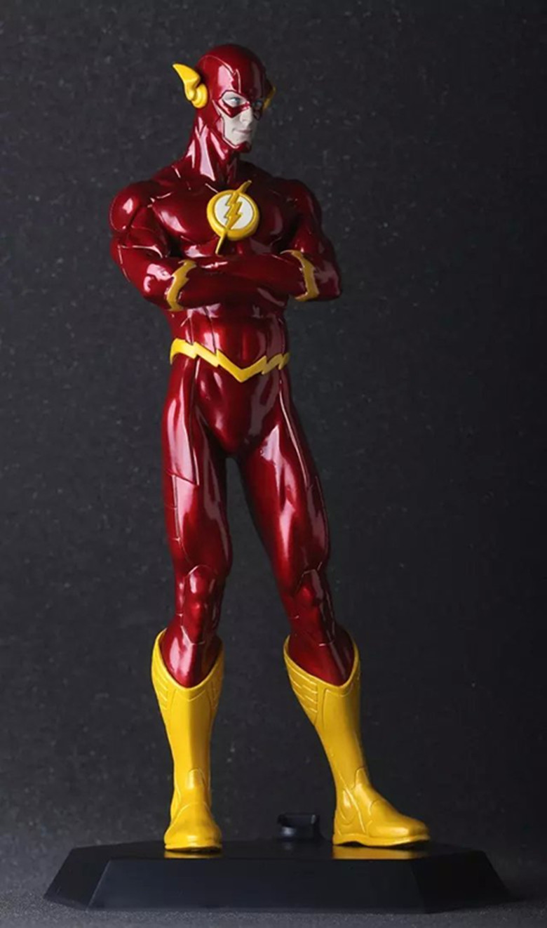 POP Crazy Toys Figurine The Flash DC Comic Justice League Super Hero 10 Action Figure Collection image