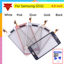 5.0″ For Samsung Galaxy J2 Prime Duos SM-G532 G532 Touch Screen Digitizer Front Glass Lens Sensor Panel with flex cable