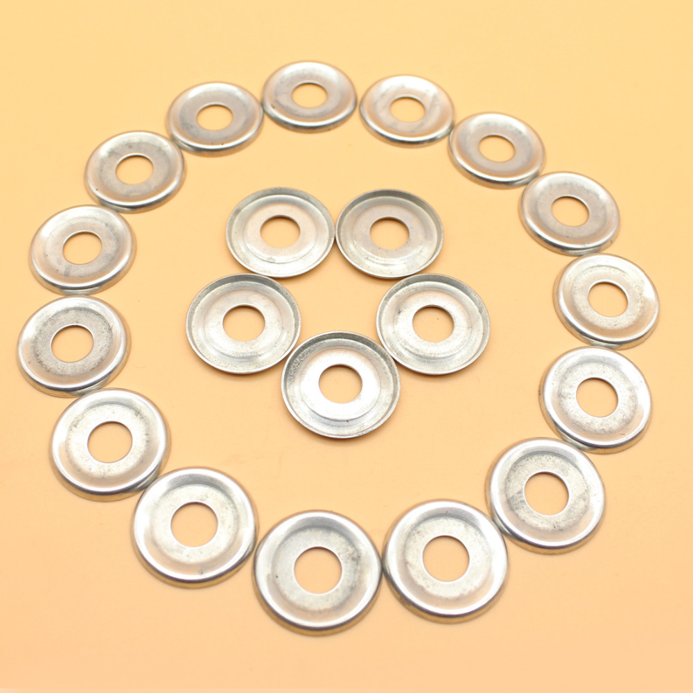 20Pcs/lot Clutch Sprocket Washer Kit For STIHL MS361 MS360 MS341 MS340 MS290 034 036 039 064 066 Chainsaw Parts