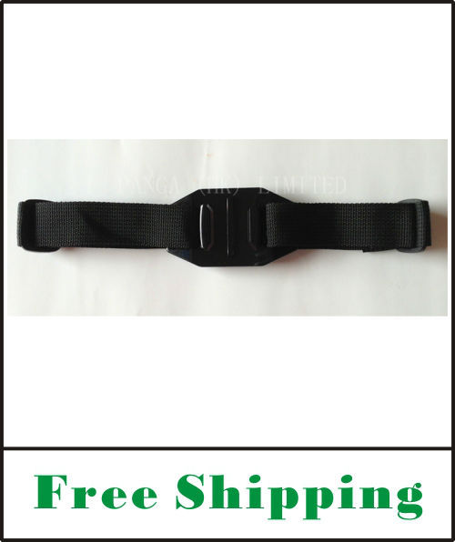 FREE SHIPPING Helmet Head Strap Mount holder outdoor for Gopro HD Hero Hero2 Hero3 camera