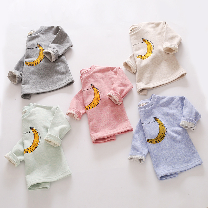 New-autumn-winter-baby-boys-girls-t-shirt-outwear-cotton-sleeve-sweatshirt-for-boys-banana-print-outwear-tops-baby-clothes-2-7-Y-1