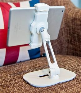 Многофункциональный вращающийся на 360 градусов 4-13 дюймов подставка для планшетного ПК/мобильный телефон держатель металлическая основа ун...
