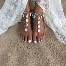 2016 New Fashion Bohemia Simple pulseira feminina Round Shell Bangle Bracelet bangles For Women bijouterie BS618