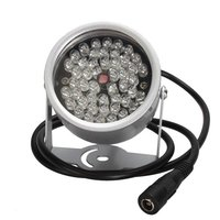 THGS UK 48 LED illuminator light CCTV IR Infrared Night Vision Lamp for Security Came