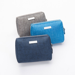 Image 4 - Youda Multiple Colours Large Capacity Waterproof Travel Package Wash Cosmetic Bag Storage Bags High Quality Female Make Up Purse