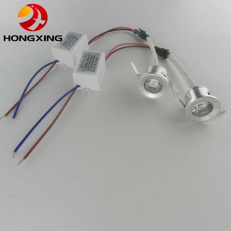 10pcs/lot 3w Mini Led Cabinet Light Ac85-265v Mini Led Spot Downlight Include Led Drive Ce Rohs Ceiling Lamp Mini Light