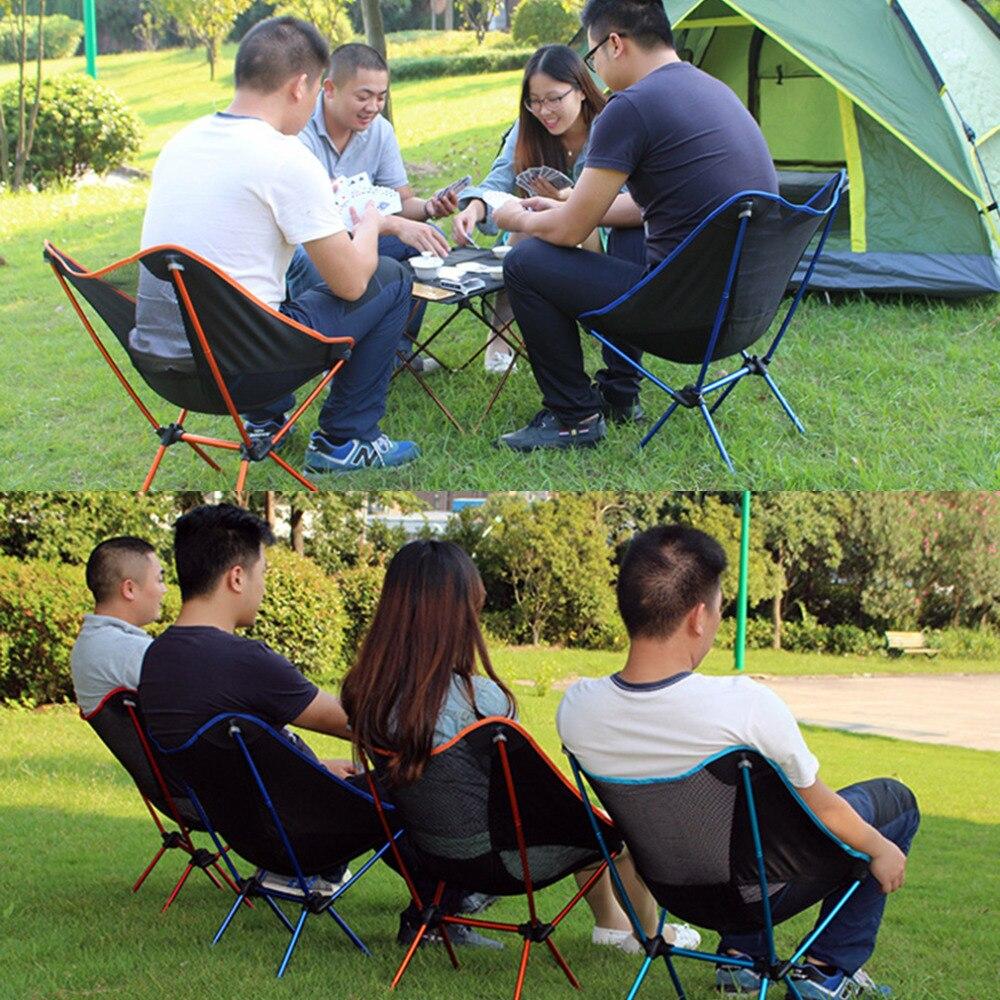 ФОТО 2016 Hot Mini Portable Folding Outdoor Camping Fishing Picnic BBQ Beach Chair Seat wholesale