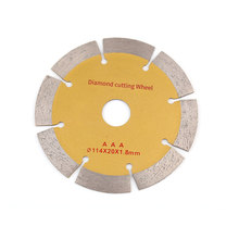 114mm Diamond Cutting Wheel Disc For Marble Machine Angle Grinder Diamond Saw Blade Dry Cutting Disc Marble Granite Concrete free shipping of 1pc angel grinder using diamond marble hole saw 40mm m10 inner threading for marble concrete drilling
