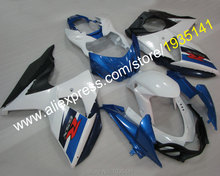 Hot Sales,Sportbike body kit For Suzuki K9 GSXR1000 2009-2014 GSX R1000 09 10 11 12 13 14 Motorcycle Fairing (Injection molding)