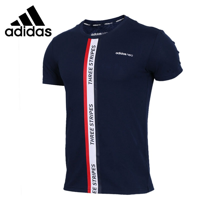 Original New Arrival 2018 Adidas NEO Label FAV TSHIRT Men's T-shirts short sleeve Sportswear original new arrival 2018 adidas neo label fav tshirt men s t shirts short sleeve sportswear