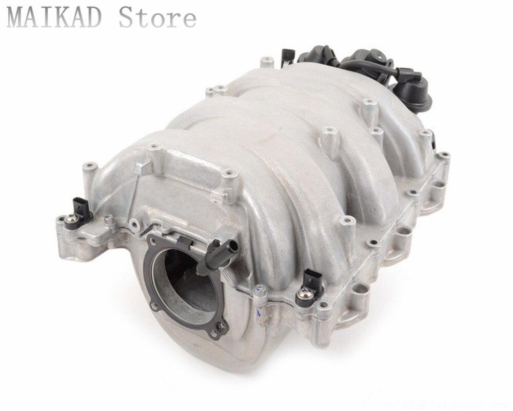 M272 впускной коллектор двигателя для Mercedes Benz W204 C180 C200 C280 C300 C320 C350 C220 C250 C63 a2721402401