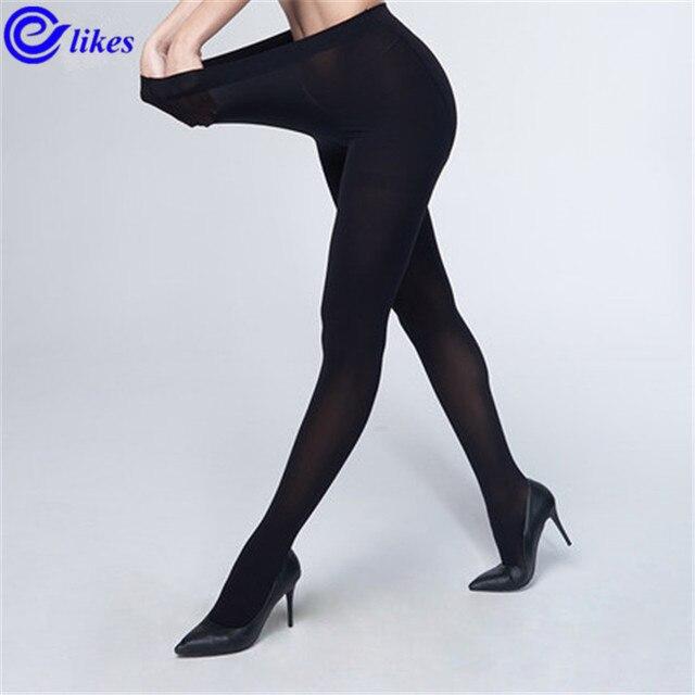 1pc Big Size Women Sexy Pantyhose,120D Velvet Spring Autumn Panty Hose,Nylon Elastic Step Foot Seamless Tights Stockings Hosiery