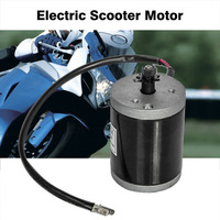 Electric Scooter Motor Motorbike Motor 12V 100W 2700 Rpm Speed Small Surf Electric Scooter Motor Multi