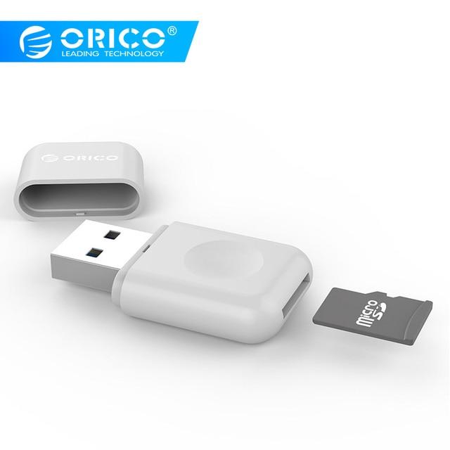 ORICO Универсальный кардридер мобильный телефон планшетный ПК USB 3,0 5 Гбит/с для Micro TF флэш-карты памяти