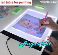 led table lamp diamond painting tools light copy board daimond art accessories diamant borderies plein tablets latern diy paints