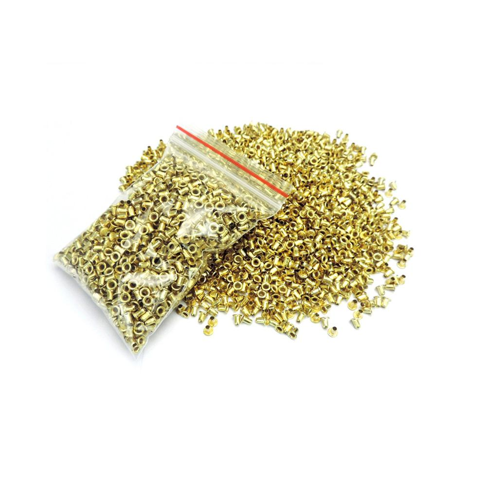 1400Pcs Bee Hive Beehive Brass Nest Frame Eyelets Beekeepers Beekeeping Tools Copper Eyes Protect Nest Box Nest Foudation