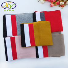 1PC Childrens Imitated Cashmere Scarves Soft Warm 2018 Winter Boys and Girls Wraps Child Baby Kids Wool Long Shawls