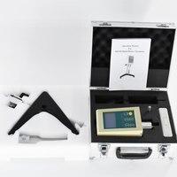 Viscosímetro rotativo 10-2000000 mPa. s Digital Rotação Viscosidade Tester NDJ-8S Viscosímetro