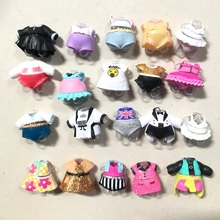 5pcs/set LoLs Doll Clothes Lol Girl Gift Toys Accessories For Dolls lols Dress 5Pcs Different Style