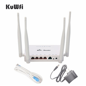Image 5 - 300Mbps High Power Wireless Router openWRT Preloaded Strong wifi Signal Wireless Router Home Networking with 4*5 dbi Antenna