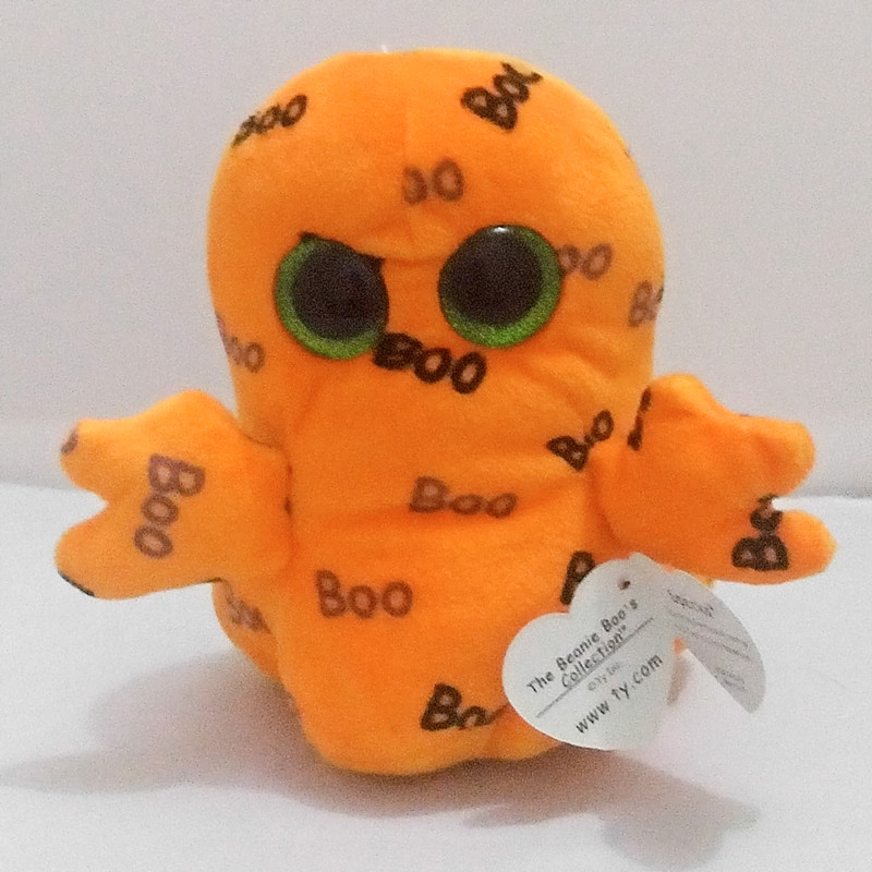 Details of 6 15cm Beanie Boos Original Big Eyes Halloween Monster Plush Toy  Doll Child Stuffed Animals Brithday Baby For Kids Gifts S17 click image. bad752e51b84