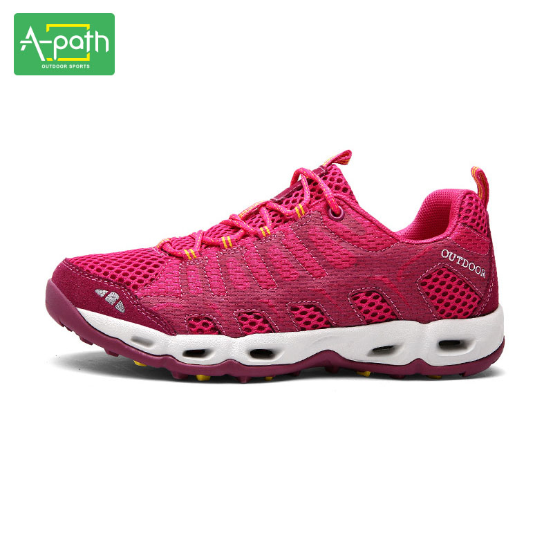 Amoureux en plein air femmes randonnée Sport chaussures baskets chaussures de montagne athlétique femmes articles de Sport Code Speedcross Top qualité 2017