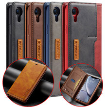 Phone Case for Apple iPhone XR Luxury Leather Wallet Cases for iPhone XS Max X 8 7 6 6S Plus Coque Flip Stand Card Slot Cover цена в Москве и Питере