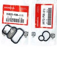 新しい 15825 P2M 005/36172 P08 015 VTEC 電磁ガスケットホンダ 1996 2005 シビック D16 D17 -