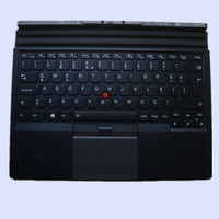 New Original Laptop Replacement Upper Case palmrest with TR Turkish Version keyboard for LENOVO ThinkPad X1 Helix 2