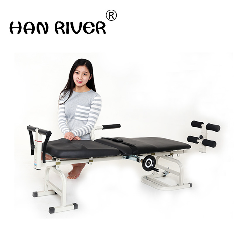Home stretch tractor lumbar cervical electric traction bed between the waist dish outstanding therapeutic apparatus J1962