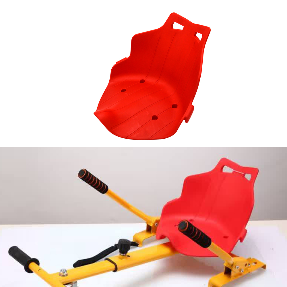 Plastic Seat Replacement Fit For Hover Cart Kart Hoverboard Stand Holder For Karting