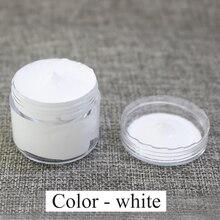 Белая кожаная красочная специально используемая для окраски кожаного дивана, сумок, обуви и одежды и т. д. с хорошим эффектом, 30 мл бесплатная доставка