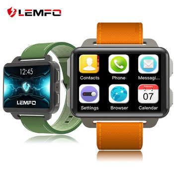 LEMFO LEM4 Pro Smart Watch Men Android 5.1 Supper Big Screen 1200 Mah Lithium Battery 1GB + 16GB Wifi Take Video Smartwatch - SALE ITEM - Category 🛒 Consumer Electronics